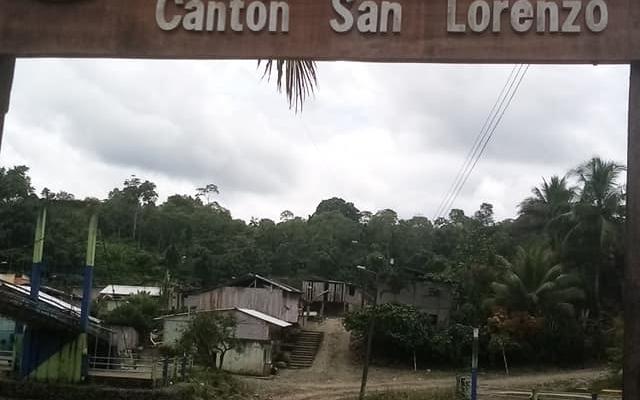 ARREGLO Y LIMPIEZA DEL LETRERO DEL SANTUARIO DE LA VIDA SILVESTRE WIMBY.
